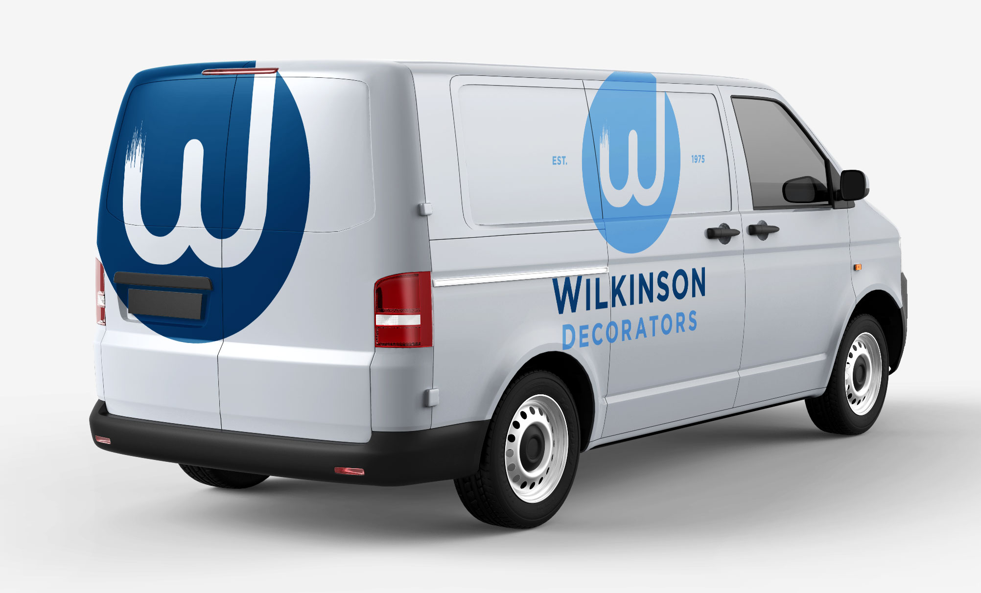 Van design for local company