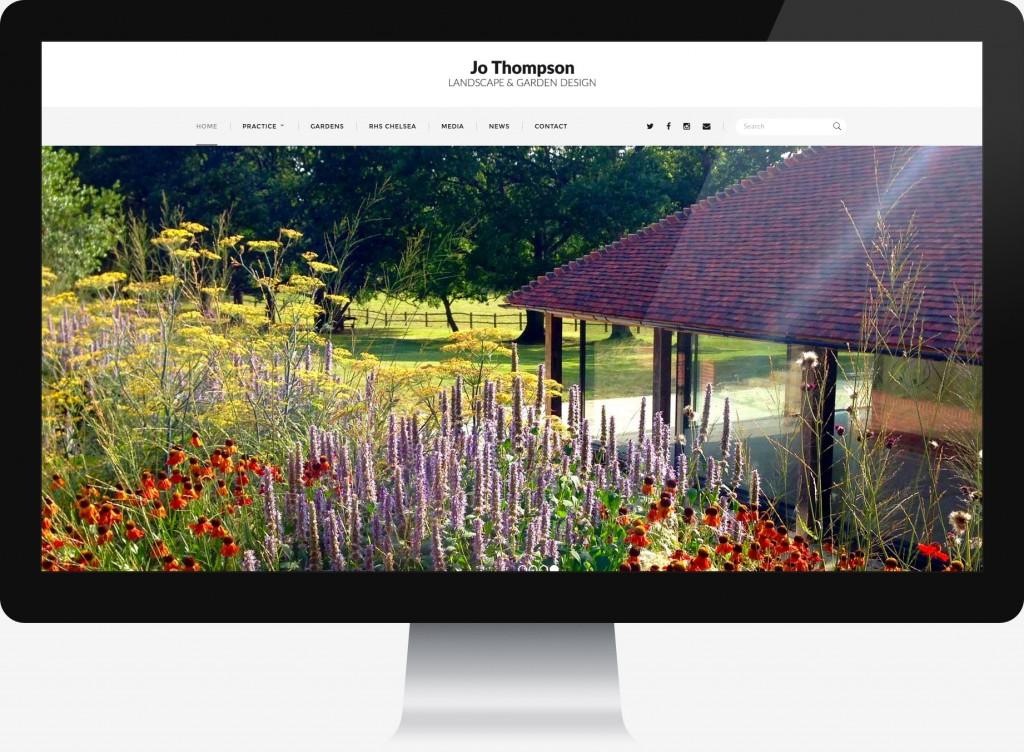 Landscape Gardener web homepage