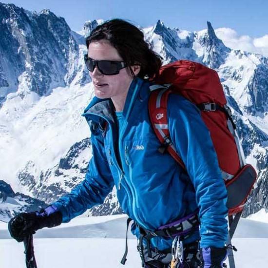 Adventure Peaks website design
